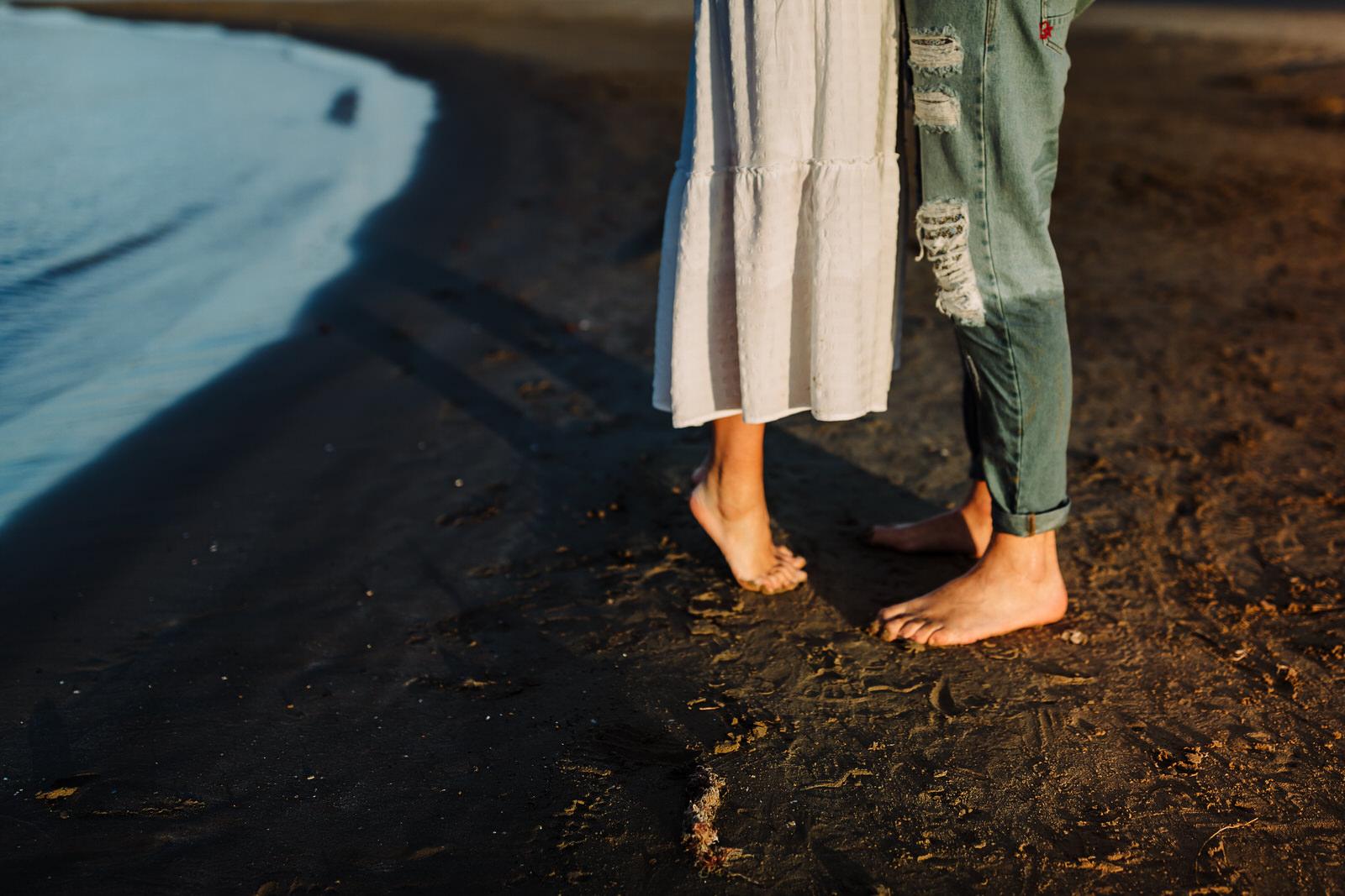 Servizio fotografico di coppia a Senigallia
