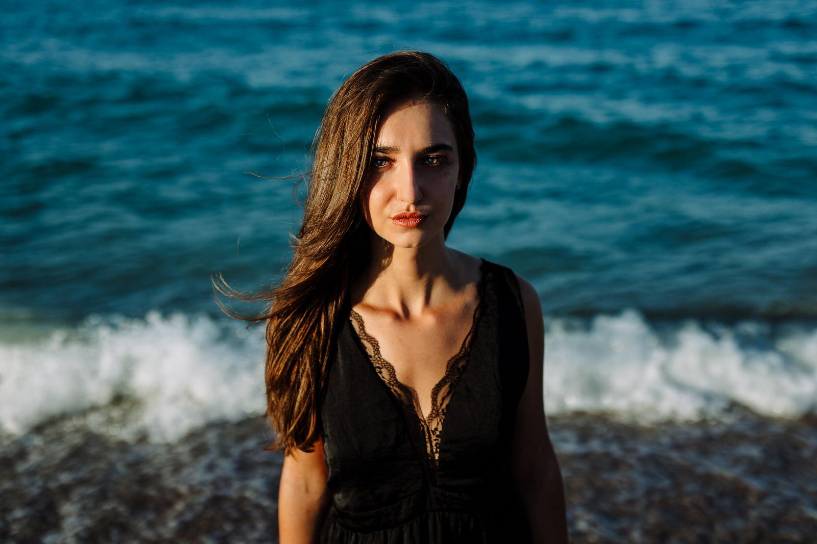 Servizi fotografici per ragazze ad Ancona