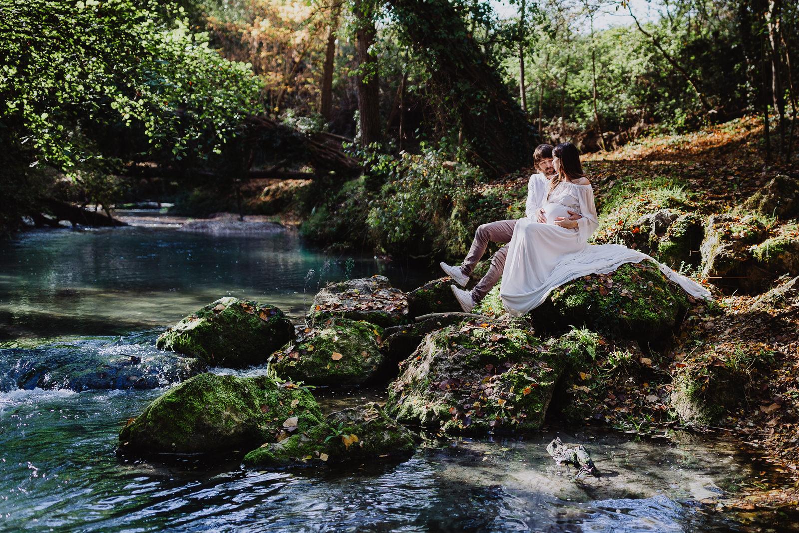 Il fiume incantato di San Vittore