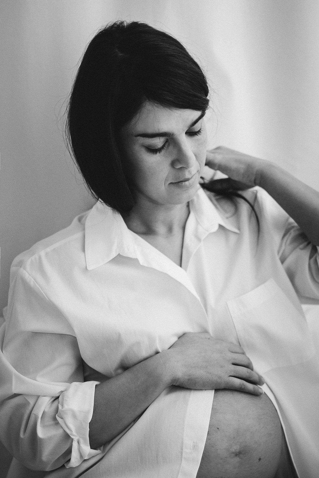 Fotografo di gravidanza ad Ancona