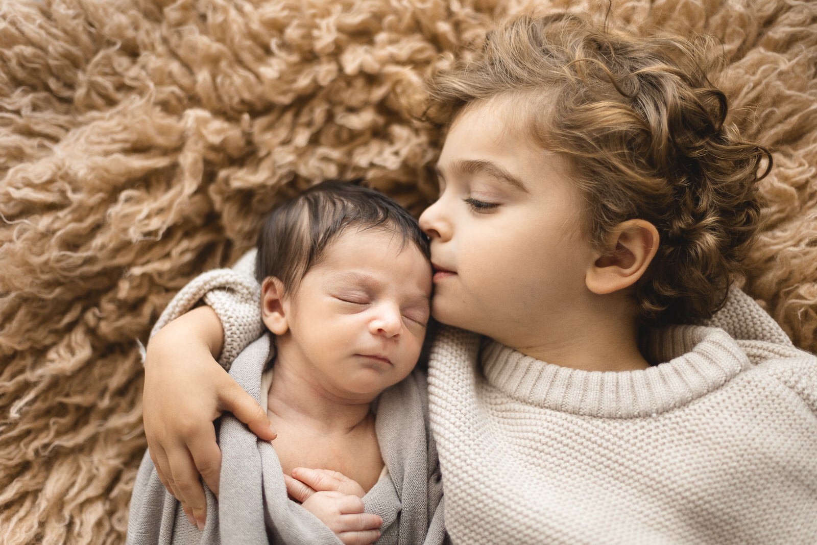 Servizio fotografico a neonati ad Ancona