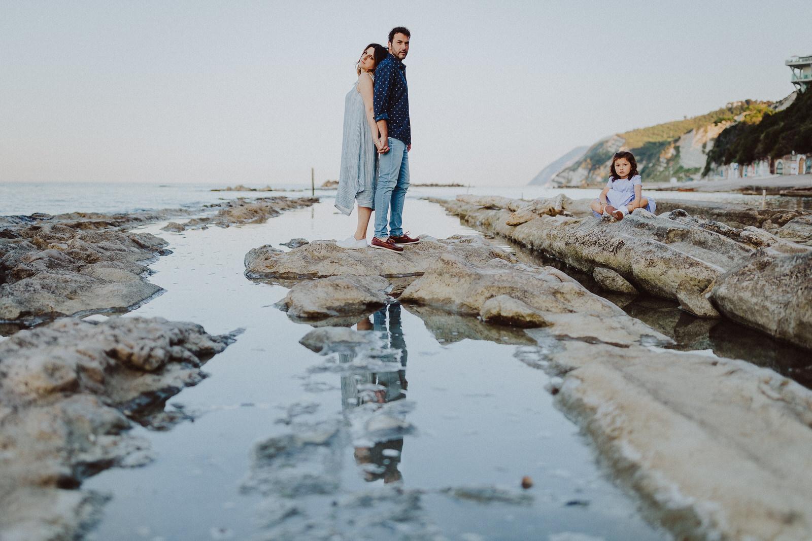 Servizio fotografico di coppia ad Ancona
